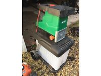 Large wood chipper for sale!
