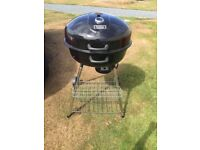 GRILL KING KETTLE BBQ with cover