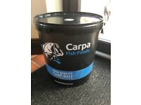 10kg Buckets of 20mm Carp Boilies Bait