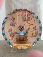 Bradford Exchange - Roo Collector Plate - Winnie the Pooh