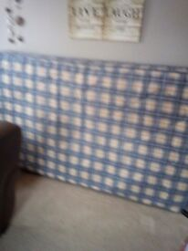 One double mattress, one small double mattress both good condition, 2 y