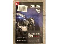 Brand New Sapphire NITRO+ Radeon RX 580 Special Edition 8GB GDDR5 Graphics Card