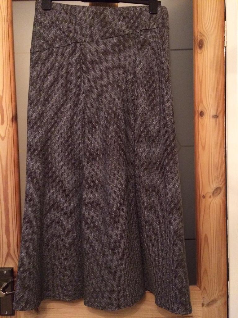 Long length skirt M&S size 12