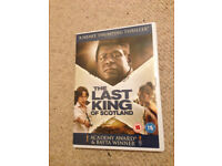 The Last King of Scotland [DVD]