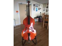 1/2 size German built Double Bass