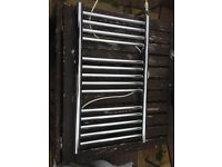 B&Q Electric Towel Radiator