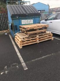 FREE PALLETS FOR BONFIRE NIGHT