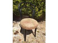 Child's antique bentwood chair
