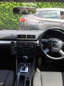 Audi A4 2.0 TDI CVT SE SPORT 2005(55)