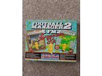 Atari ST Football Manager 2 & FM2 Expansion Kit Boxed