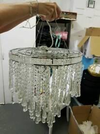 BHS Chandelier light