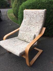 Ikea Poang Chair / Rocking chair / Nursing chair