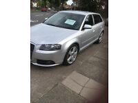 Audi A3 s-line 2.0 litre tdi for sale no time wasters please