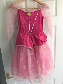 Girls princess dress up Cinderella dress