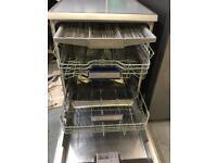 Siemens dishwasher. Free standing.