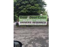 Taxi drivers required