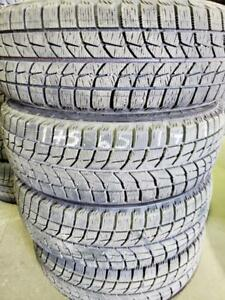 4 Bridgestone blizzak ws60  175/65r14 winter tires  ttmn