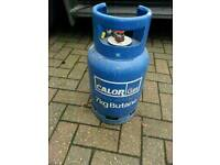 Full 7kg Calor Gas Bottle Butane
