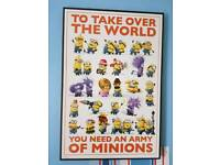 Large minions picture