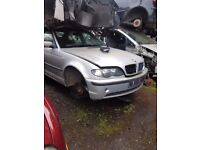 2004 BMW 320 DI BREAKING FOR PARTS