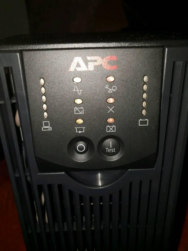 APC-SmartUPS-RT-3000--UPS--21-kW--3000-VA | in Kirkintilloch, Glasgow |  Gumtree