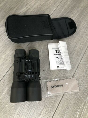 TASCO Essentials 16x32 Compact Binocular Collapsible with Case