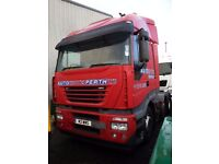2005 (55 Plate) Iveco Stralis Tractor Unit with Hydraulic Kit