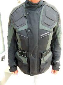 """""""Bering"""" motorcycle jacket"""