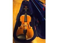 Violin Stentor 3/4 with case, barely used