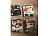 PS3 games PlayStation