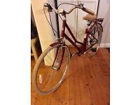 BRAND NEW Pendleton Somerby Bike- Red