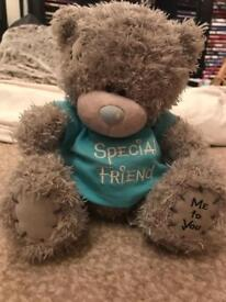 """7"""" special friend me to you bear"""