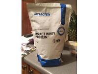 My protein Whey protein