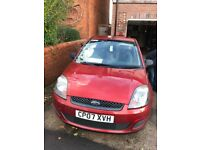 Ford Fiesta Style Climate 07