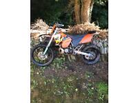 KTM EXC 200 2004