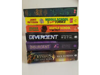 Various books in good condition