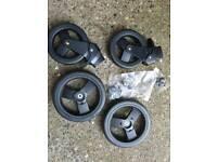 Graco Sky Extra Wheels