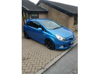 Vauxhall Corsa vxr 2007 hpi clear very clean full service history swap px £2700 recovery px