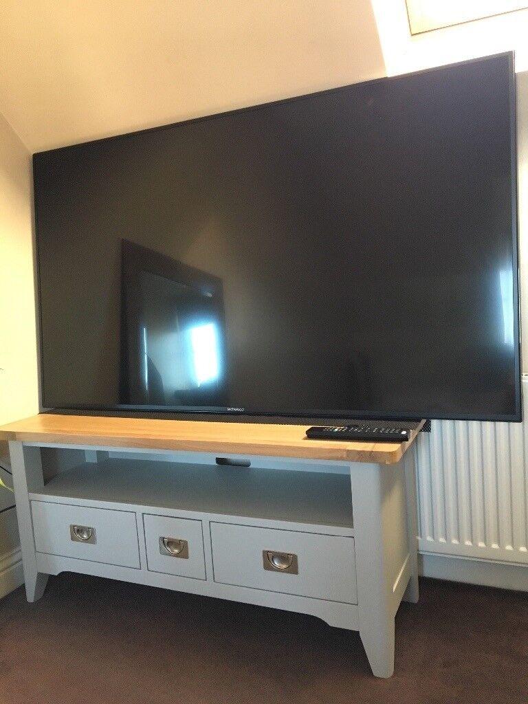 "techwood 65"" smart led 4k ultra hd freeview hd tv"