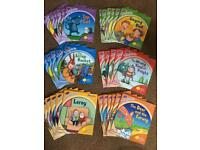 Oxford Reading Tree, Julia Donaldson Songbirds Phonics books, stage 1+ to 6 in excellent condition