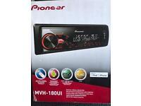 Pioneer USB iPod aux radio £25