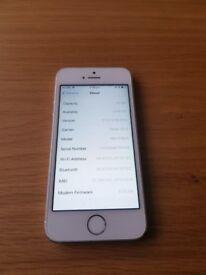 Iphone 5s - 16GB - Unlocked - Good Condition