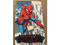 Kids Spider-Man bath/beach towel