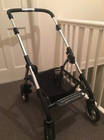 Silver cross wayfarer pram in beige. Immaculate condition only used for 4 months.