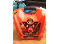 SIP Super Squirrel portable 6ltr air compressor.
