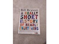 A really short history of everything - Bill Bryson