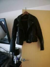 Topshop size 16 jacket