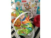 Fisher price bouncer great condition can deliver locally