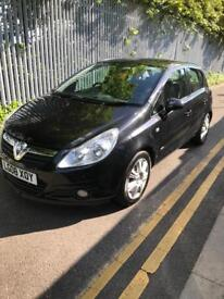 Car - Vauxhall Corsa Design