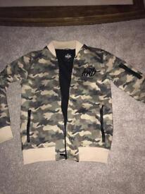 Kings will dream bomber jacket